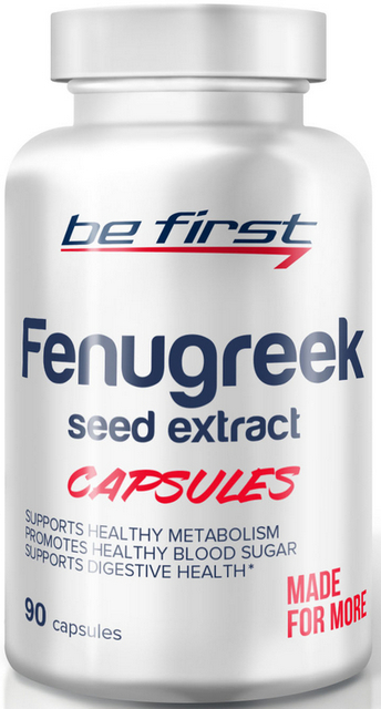 Fenugreek Seed Extract 90 к (Be First)