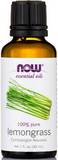 Lemongrass Oil 112 мл (NOW)