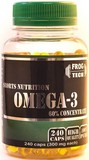 Omega 3  300 мг 240 к (FrogTech)