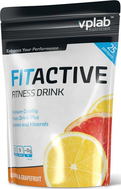 FitActive Fitness Drink 500 г (VP Lad)