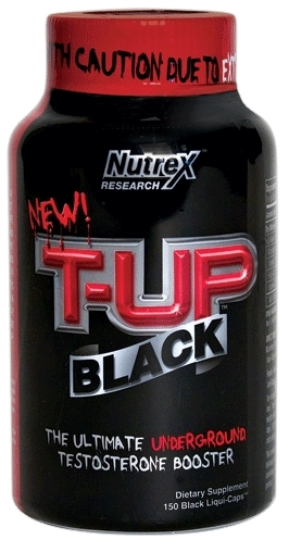 T-Up Black 150 гел капс (Nutrex)